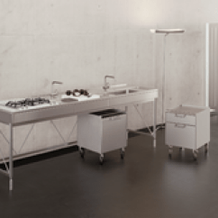 Kitchen Island And Table Contemporary Backsplash Bulthaup — Wikipédia