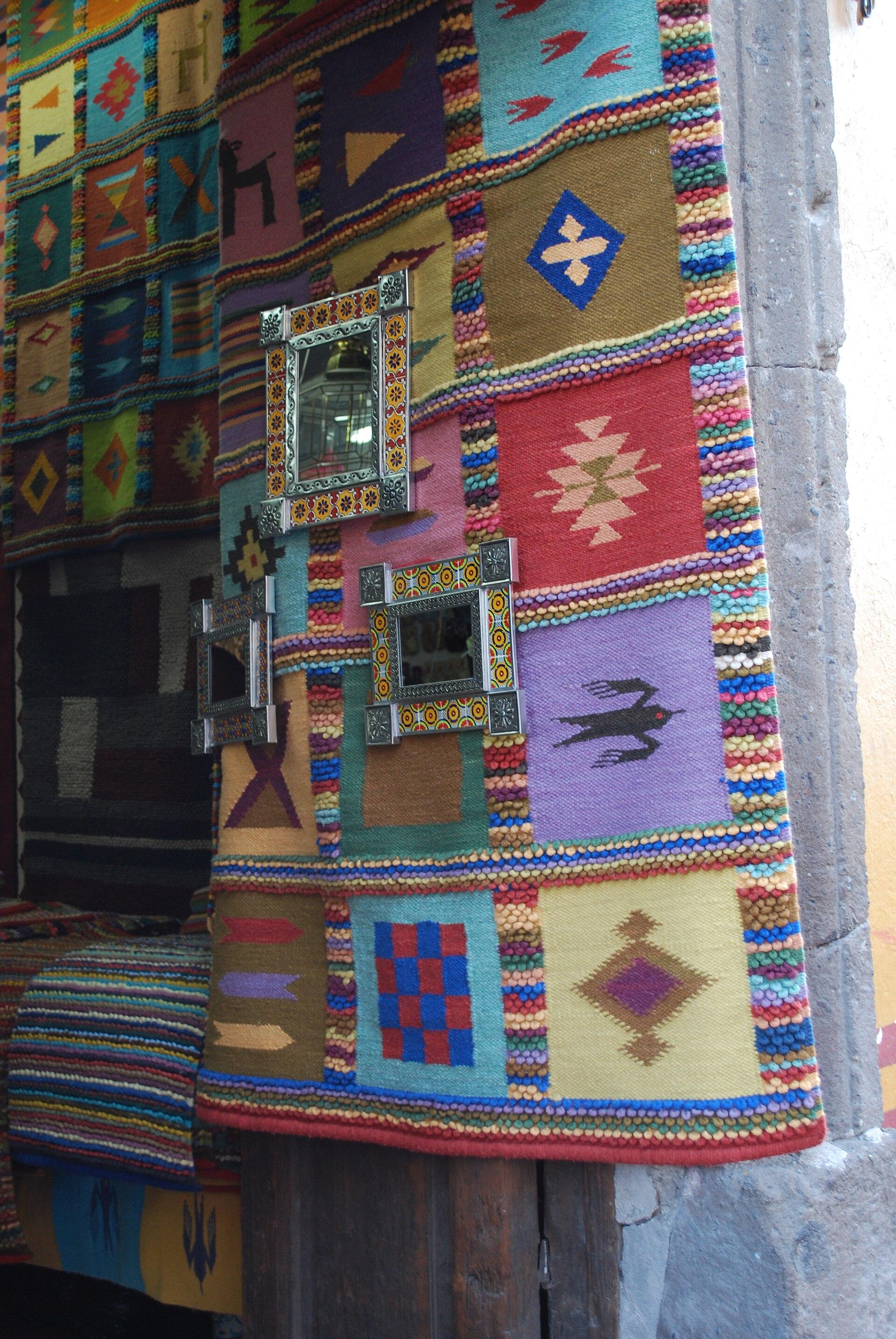 Manualidades y arte folklrico en Guanajuato  Wikipedia