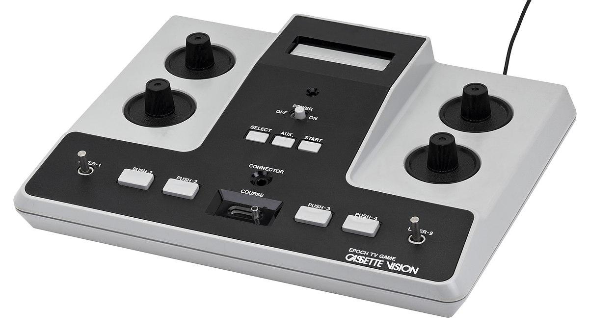 Cassette Vision Wikipedia