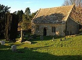 Farmcote Church Farmcote church is de...