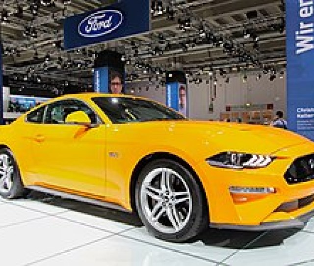 Ford Mustang Img  Ford Mustang Gt