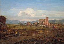 Campagna romana  Wikipedia