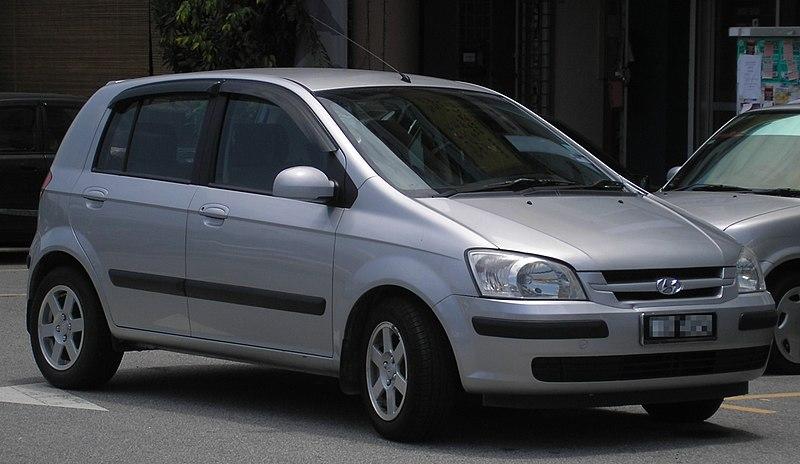 Hyundai Getz Majed Khalil