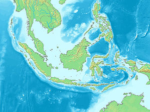 English: Malay Archipelago Deutsch: Indonesisc...