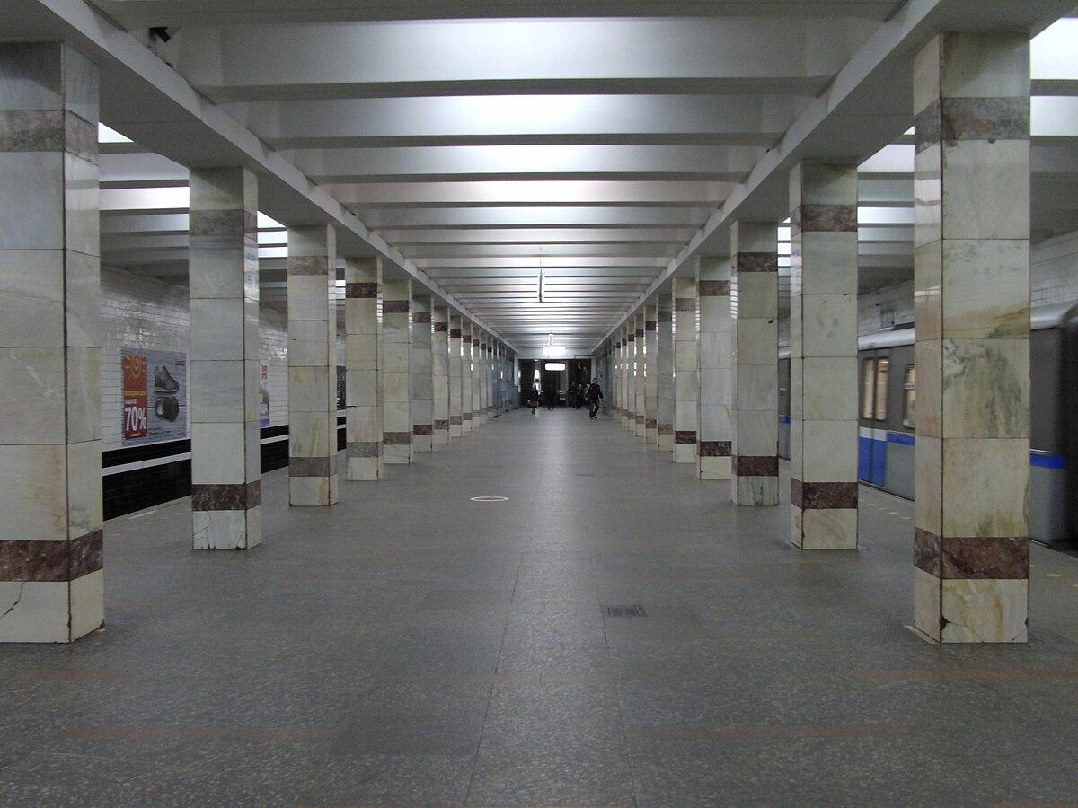 青年站 (莫斯科地鐵) - 維基百科,自由的百科全書