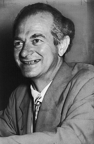 Linus Pauling in 1954