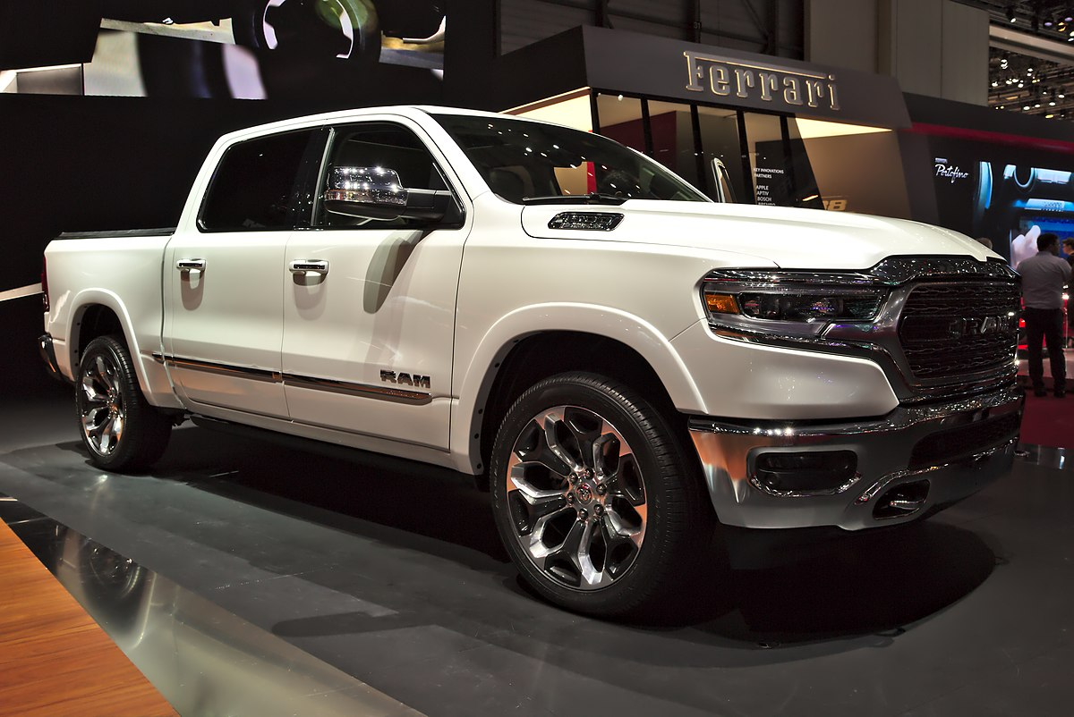hight resolution of ram pickup wikipedia