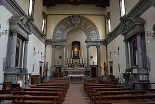 Santuario Del Santissimo Crocifisso Pontedera Wikipedia