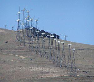 Tehachapi wind farm 4
