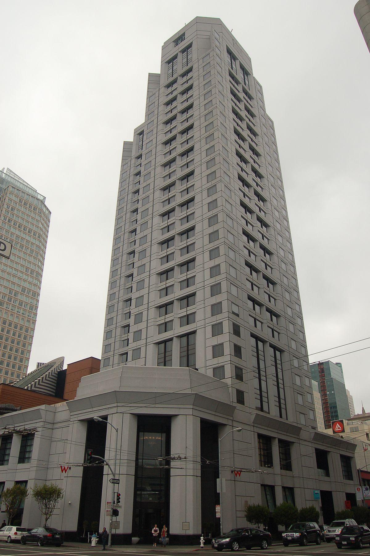 W San Francisco  Wikipedia