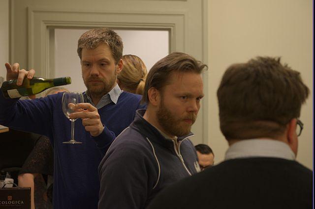Kristoffer, Jan och Einar