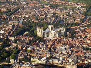 York City Centre (including York Minster), in ...