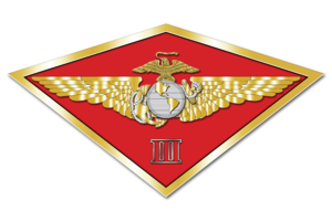 English: Insignia for the 3rd Marine Aircraft Wing