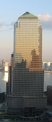 3 World Financial Center