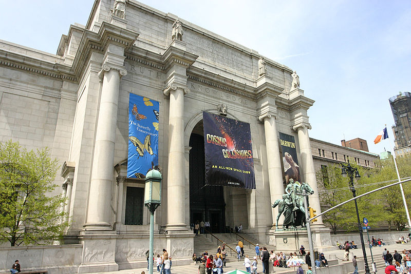 File:American Museum of Natural History New York City.jpg