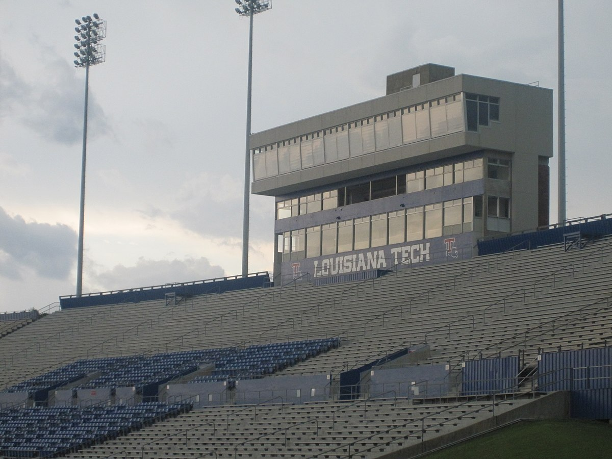 Joe Aillet Stadium Wikipedia