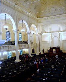 Arlington Street Church Wikipedia