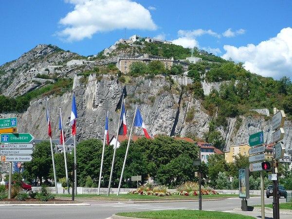 Bastille Grenoble - Wikipedia