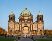 Dom Cathedral Berlin Germany