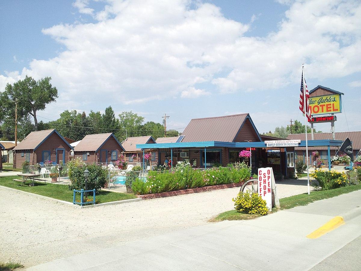 Blue Gables Motel  Wikipedia