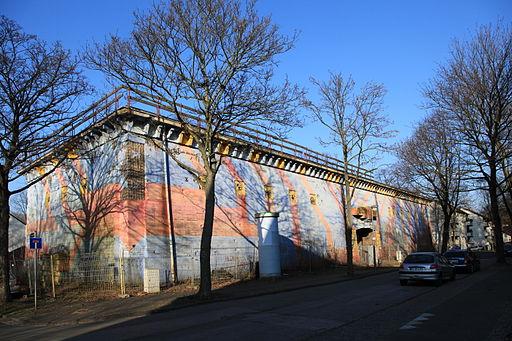 Bochum - Baarestraße - Bunker 01 ies