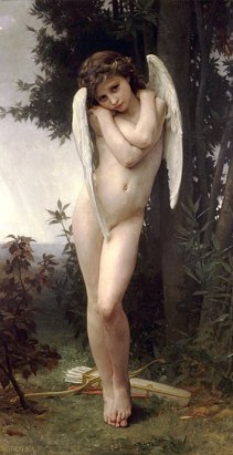 Cupidon, by William-Adolphe Bouguereau, 1875