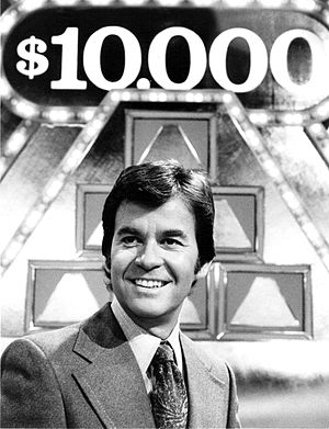 Publicity photo of Dick Clark as host of the t...