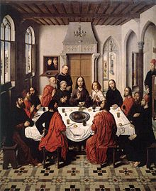 The Last Supper Painting Secrets : supper, painting, secrets, Supper, Wikipedia