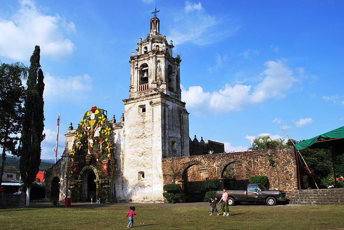 Ocotepec Cuernavaca Morelos  Wikipedia