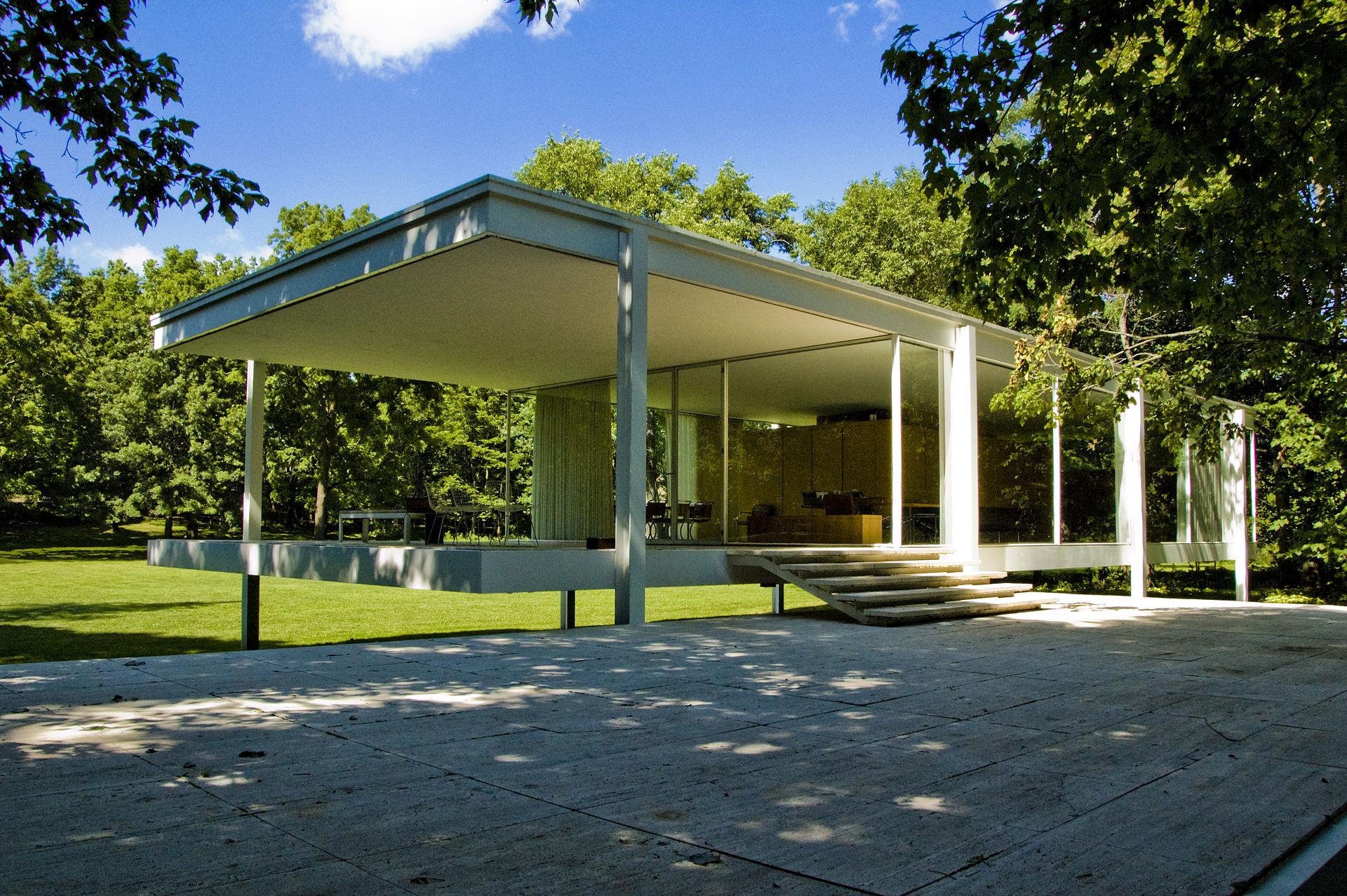 Farnsworth House  Wikipedia