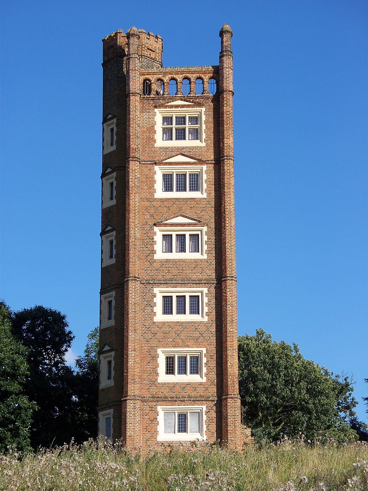 Freston Tower  Wikipedia