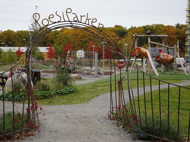 Lekplats Poseiparken 1 Västerås