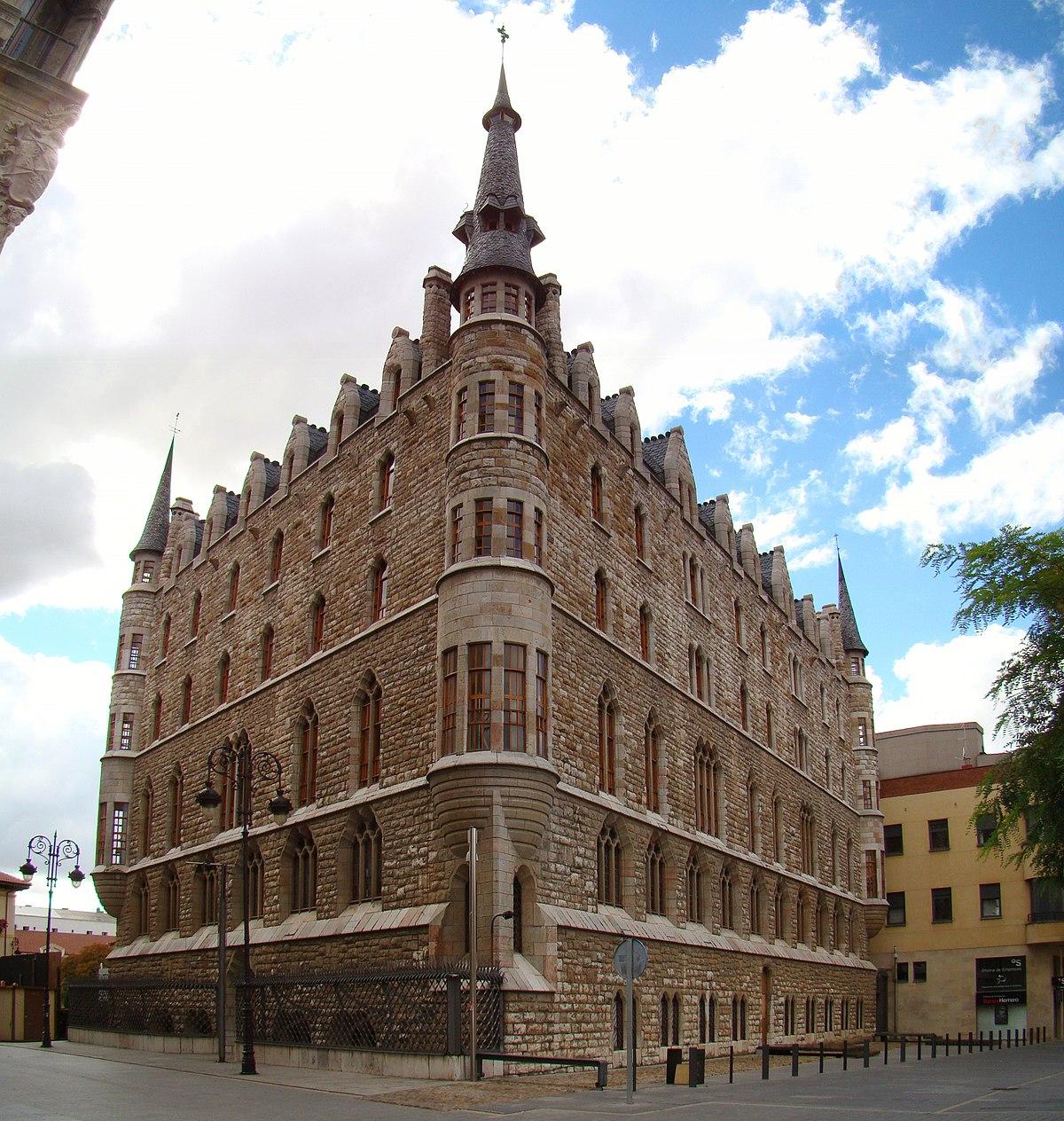 Casa Botines  Wikipedia