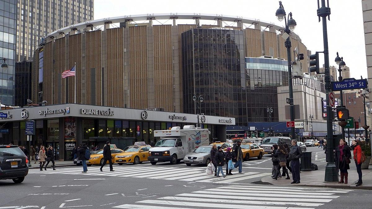 Madison Square Garden  Wikipedia