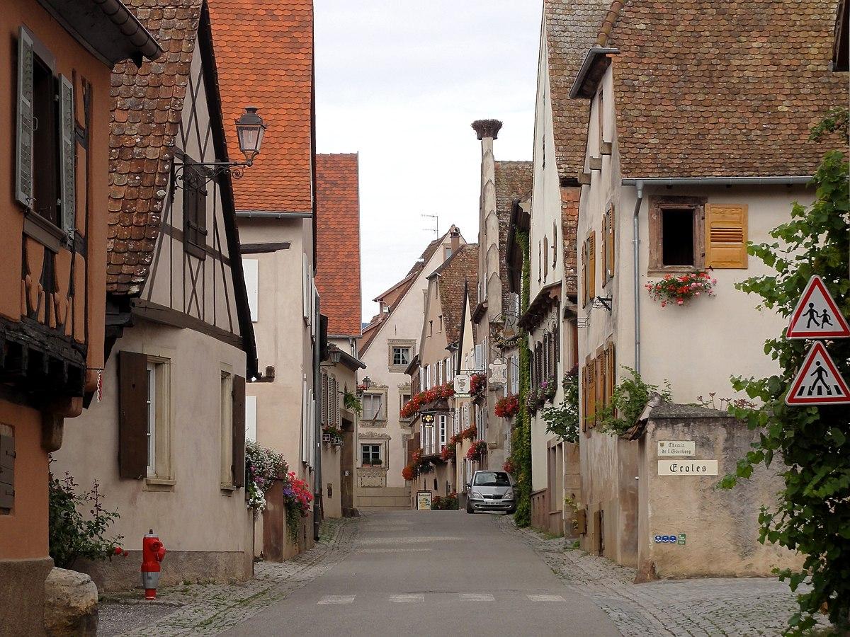 Mittelbergheim  Wikivoyage guida turistica di viaggio