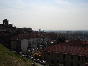 Moncalieri view