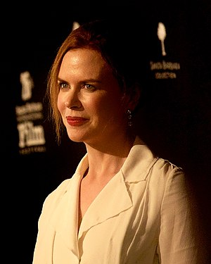 Actress Nicole Kidman at the 2011 Santa Barbar...