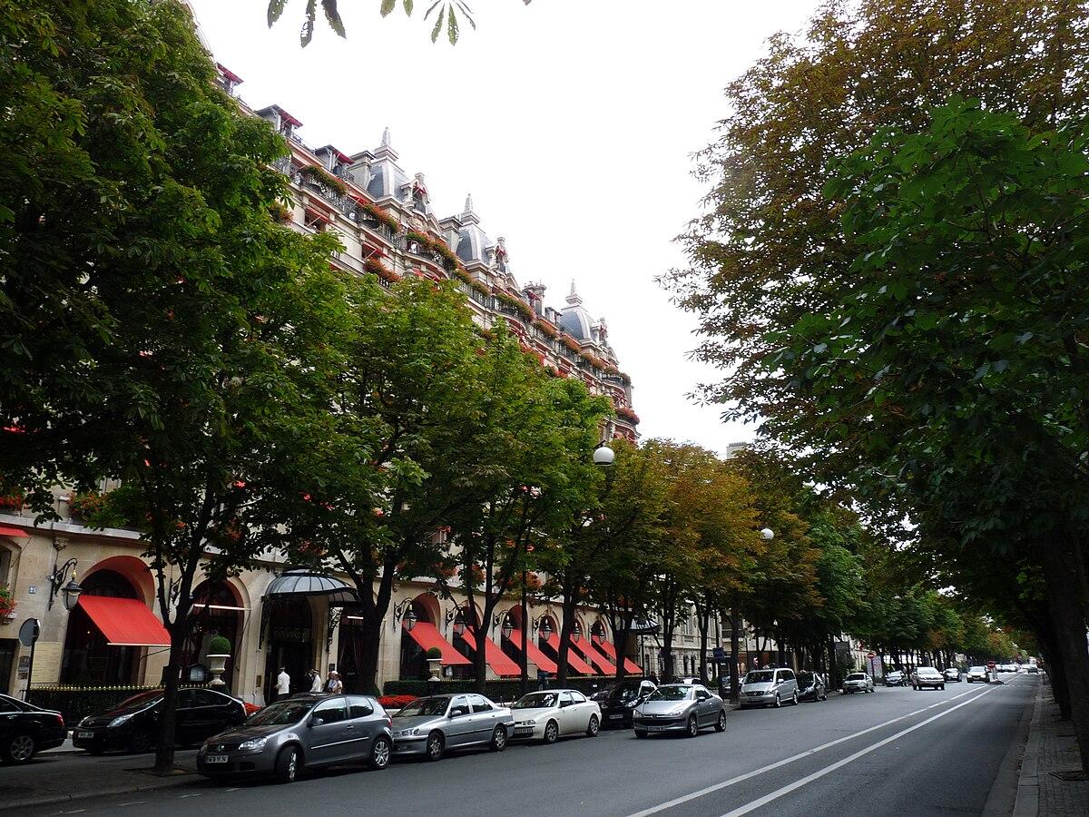 Avenue Montaigne  Wikipedia