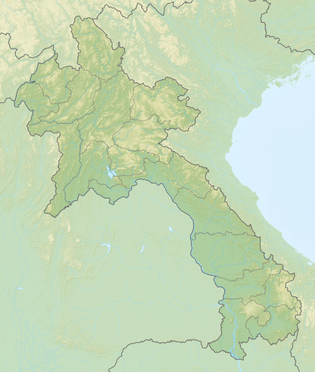 Laos - als Backpacker dem Mekong entlang