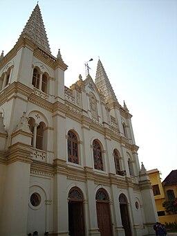 Santa Cruz Basilica, India