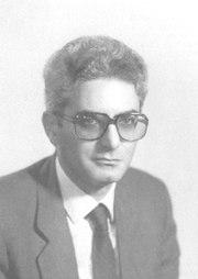 Sergio Mattarella in 1983