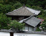 大仏様の代表的建築 東大寺開山堂の参考画像