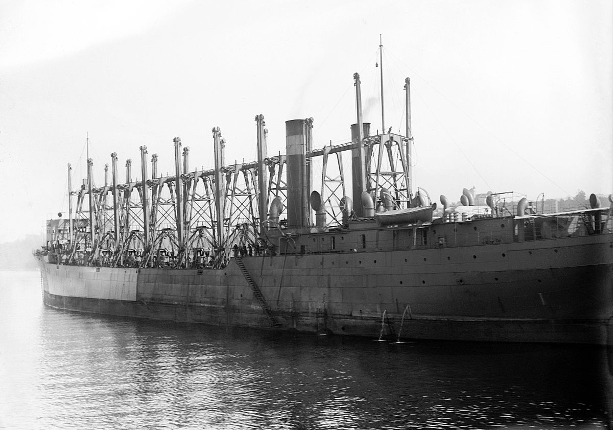 USS Neptune AC8  Wikipedia