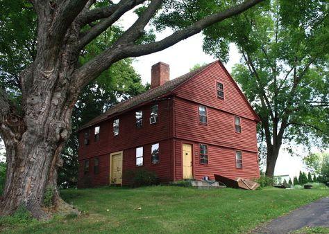 English: The Willard Homestead, 372 Willard Av...