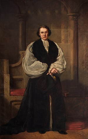 English: Archibald Campbell Tait (1811-1882)