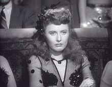 Barbara Stanwyck dans L'Étrangleur (1943)
