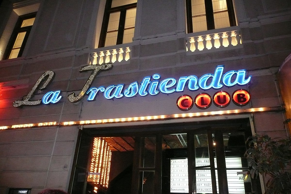 La Trastienda Club  Wikipedia