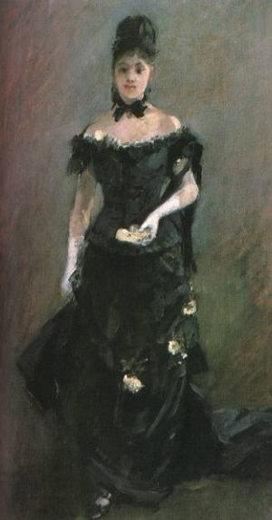 Figure of a Woman (Before the Theater)