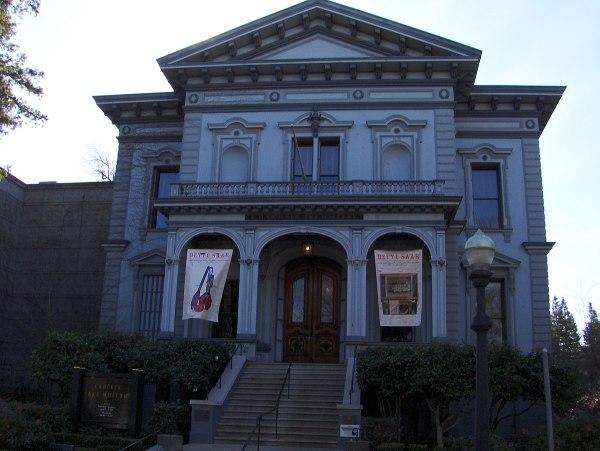 Crocker Art Museum Wikipdia