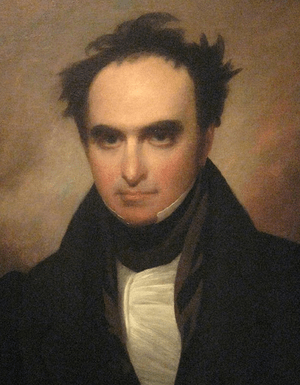 English: Picture of Daniel Webster